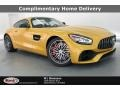 AMG Solarbeam Yellow Metallic - AMG GT C Coupe Photo No. 1