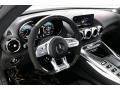 Dashboard of 2020 AMG GT C Coupe