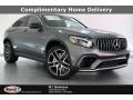Selenite Grey Metallic 2019 Mercedes-Benz GLC AMG 63 4Matic Coupe