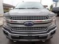 2020 Magnetic Ford F150 Lariat SuperCab 4x4  photo #9