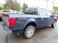 2020 Blue Jeans Ford F150 King Ranch SuperCrew 4x4  photo #5