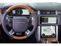 Ebony Dashboard Photo for 2018 Land Rover Range Rover #138790608