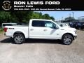 2020 Star White Ford F150 King Ranch SuperCrew 4x4 #138800264