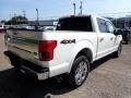2020 Star White Ford F150 King Ranch SuperCrew 4x4  photo #2
