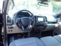 2020 Agate Black Ford F150 XLT SuperCab 4x4  photo #8