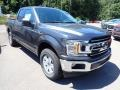 2020 Magnetic Ford F150 XLT SuperCab 4x4  photo #6