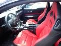 2020 Ford Mustang Showstopper Red/Recaro Leather Trimmed Interior Interior Photo