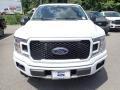 2020 Oxford White Ford F150 XL SuperCrew 4x4  photo #4
