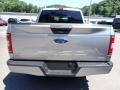 2020 Iconic Silver Ford F150 XL SuperCrew 4x4  photo #8