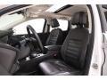 2017 White Platinum Ford Escape Titanium 4WD  photo #7