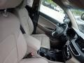 Front Seat of 2021 Tucson Limited AWD