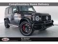 Obsidian Black Metallic 2020 Mercedes-Benz G 63 AMG