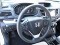 2015 White Diamond Pearl Honda CR-V EX  photo #14