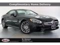 Obsidian Black Metallic 2020 Mercedes-Benz SL 550 Roadster