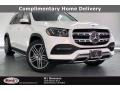 Polar White 2020 Mercedes-Benz GLS 450 4Matic