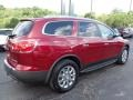 2011 Red Jewel Tintcoat Buick Enclave CXL AWD  photo #8