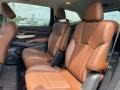 2020 Subaru Ascent Java Brown Interior Rear Seat Photo