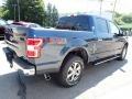 2020 Blue Jeans Ford F150 XLT SuperCrew 4x4  photo #4