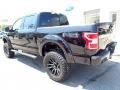 2020 Agate Black Ford F150 Lariat SuperCrew 4x4  photo #3