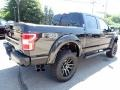2020 Agate Black Ford F150 Lariat SuperCrew 4x4  photo #5
