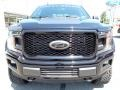 2020 Agate Black Ford F150 Lariat SuperCrew 4x4  photo #8