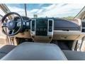2011 Bright White Dodge Ram 1500 SLT Quad Cab 4x4  photo #12