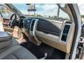 2011 Bright White Dodge Ram 1500 SLT Quad Cab 4x4  photo #31