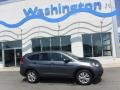 2012 Polished Metal Metallic Honda CR-V EX 4WD  photo #2