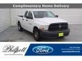 2012 Bright White Dodge Ram 1500 ST Quad Cab #138801095