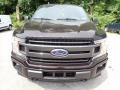 2020 Magma Red Ford F150 XLT SuperCrew 4x4  photo #4