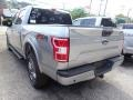 2020 Iconic Silver Ford F150 XLT SuperCrew 4x4  photo #3