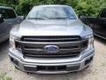2020 Iconic Silver Ford F150 XLT SuperCrew 4x4  photo #7