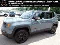 2018 Granite Crystal Metallic Jeep Renegade Trailhawk 4x4 #138801280