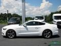 2016 Oxford White Ford Mustang V6 Coupe  photo #2