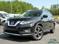 Magnetic Black 2017 Nissan Rogue Gallery