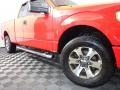 2013 Race Red Ford F150 STX SuperCab 4x4  photo #3