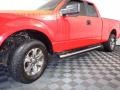 2013 Race Red Ford F150 STX SuperCab 4x4  photo #6