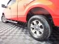 2013 Race Red Ford F150 STX SuperCab 4x4  photo #8
