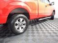 2013 Race Red Ford F150 STX SuperCab 4x4  photo #12
