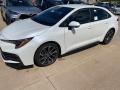 Blizzard White Pearl 2021 Toyota Corolla SE