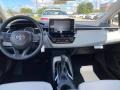 Dashboard of 2020 Corolla LE