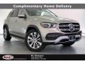 Mojave Silver Metallic 2020 Mercedes-Benz GLE 350 4Matic