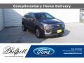 Dark Granite Metallic 2018 Cadillac XT5 Luxury