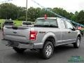2020 Iconic Silver Ford F150 XL SuperCab 4x4  photo #5