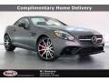 designo Shadow Gray Magno (Matte) - SLC 43 AMG Roadster Photo No. 1
