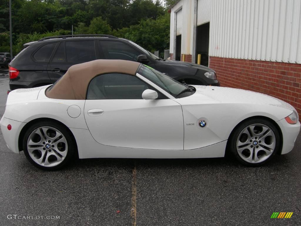 2004 Alpine White Bmw Z4 3 0i Roadster 13892773