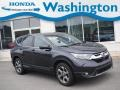 2017 Gunmetal Metallic Honda CR-V EX AWD #139054053