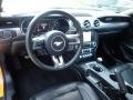 Ebony Dashboard Photo for 2019 Ford Mustang #139070578