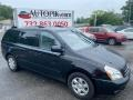 Midnight Black 2009 Kia Sedona LX
