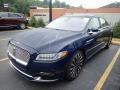 Rhapsody Blue 2019 Lincoln Continental Black Label AWD
